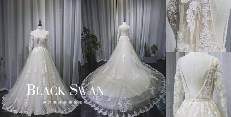 BLACK SWAN黑天鹅特色礼服展示