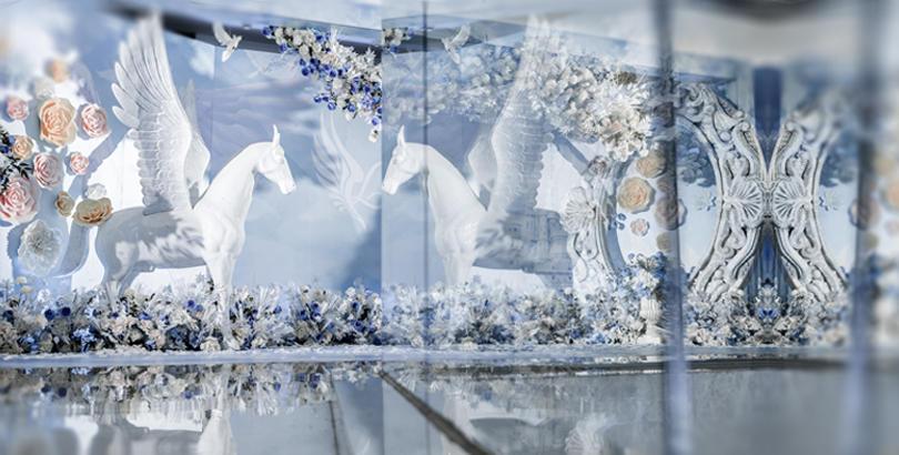 《天空之城》——大爱婚礼