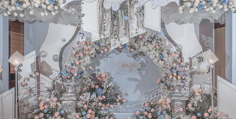 万豪大酒店-《浪漫的法式花园》
