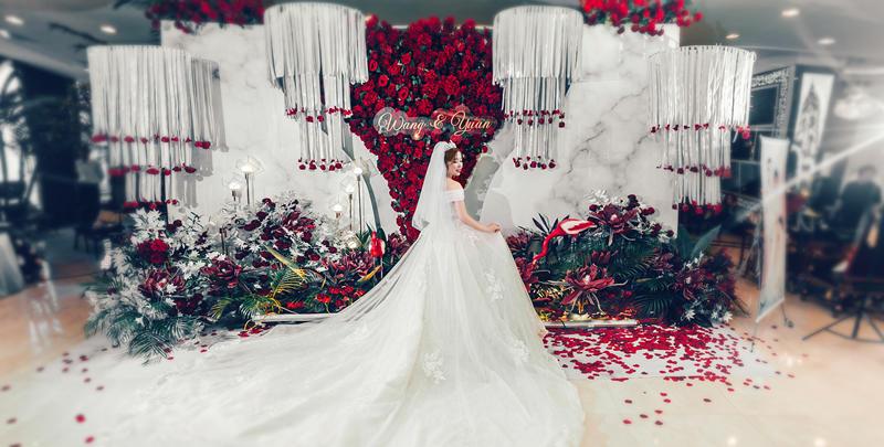 大理石婚礼策划『静谧』