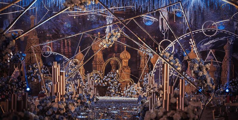 《星空下的罗纳河》——大爱婚礼