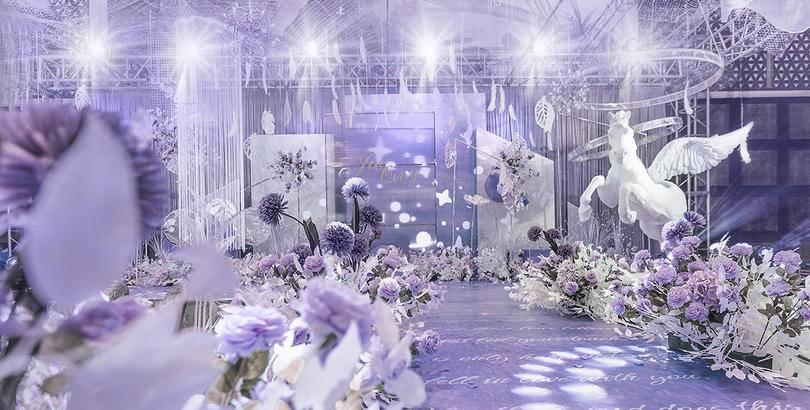 丰泽山庄-『流光紫』