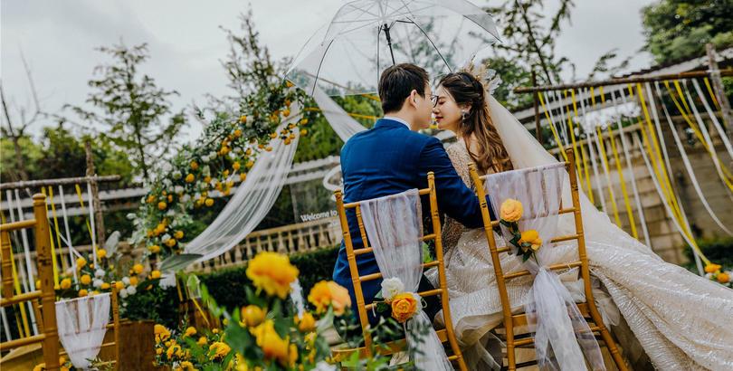 马哥孛罗-『橘色草坪婚礼』